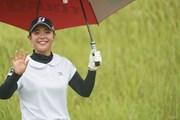 2020年 日本女子プロゴルフ選手権大会コニカミノルタ杯 3日目 吉田優利