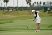 2020年 日本女子プロゴルフ選手権大会コニカミノルタ杯 3日目 永峰咲希