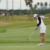 4位タイフィニッシュ 2020年 日本女子プロゴルフ選手権大会コニカミノルタ杯 3日目 永峰咲希