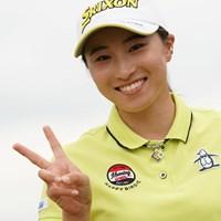 いい笑顔やな~マジで 2020年 日本女子プロゴルフ選手権大会コニカミノルタ杯 3日目 澁澤莉絵留