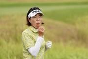 2020年 日本女子プロゴルフ選手権大会コニカミノルタ杯 3日目 大山志保