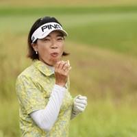 もぐもぐタイムなのだ 2020年 日本女子プロゴルフ選手権大会コニカミノルタ杯 3日目 大山志保