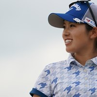 混戦を脱して単独トップ 2020年 日本女子プロゴルフ選手権大会コニカミノルタ杯 3日目 西村優菜