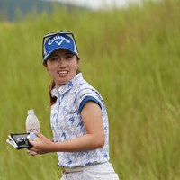 ほっと一息 2020年 日本女子プロゴルフ選手権大会コニカミノルタ杯 3日目 西村優菜