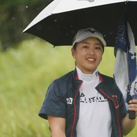 優しい顔してる~ 2020年 日本女子プロゴルフ選手権大会コニカミノルタ杯 3日目 西郷真央