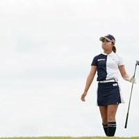 トップ争い中 2020年 日本女子プロゴルフ選手権大会コニカミノルタ杯 3日目 高橋彩華