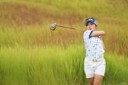 2020年 日本女子プロゴルフ選手権大会コニカミノルタ杯 3日目 西村優菜