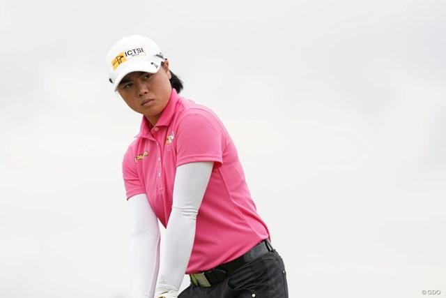 2020年 日本女子プロゴルフ選手権大会コニカミノルタ杯 3日目 笹生優花 笹生優花は今週も優勝争い。首位と2打差は本命か?