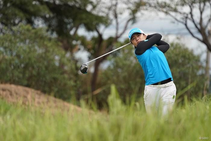 後半トップに抜け出した永峰咲希がメジャー初制覇を果たした 2020年 日本女子プロゴルフ選手権大会コニカミノルタ杯  最終日 永峰咲希