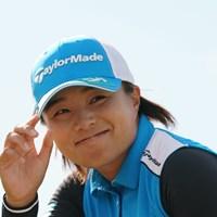 後続を1打差で振り切って初メジャー制覇を飾った永峰咲希 2020年 日本女子プロゴルフ選手権大会コニカミノルタ杯 最終日 永峰咲希