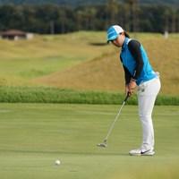 パターも冴えたんじゃない 2020年 日本女子プロゴルフ選手権大会コニカミノルタ杯 最終日 永峰咲希