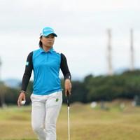 バーディとってもクールなんです 2020年 日本女子プロゴルフ選手権大会コニカミノルタ杯 最終日 永峰咲希