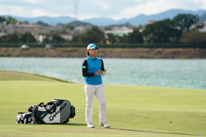 18番1UPしかしてないからね 2020年 日本女子プロゴルフ選手権大会コニカミノルタ杯 最終日 永峰咲希