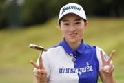 2020年 日本女子プロゴルフ選手権大会コニカミノルタ杯 最終日 澁澤莉絵留
