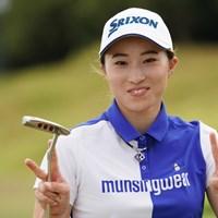 ありがとうだって、うれしいね~ 2020年 日本女子プロゴルフ選手権大会コニカミノルタ杯 最終日 澁澤莉絵留