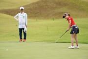 2020年 日本女子プロゴルフ選手権大会コニカミノルタ杯 最終日 木村彩子