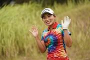 2020年 日本女子プロゴルフ選手権大会コニカミノルタ杯 最終日 竹内美雪