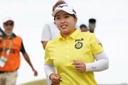 2020年 日本女子プロゴルフ選手権大会コニカミノルタ杯 最終日 西郷真央