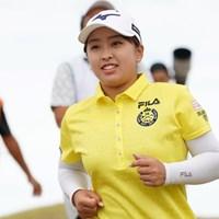 いきま~す 2020年 日本女子プロゴルフ選手権大会コニカミノルタ杯 最終日 西郷真央