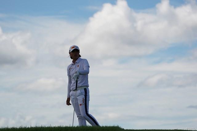 2020年 日本女子プロゴルフ選手権大会コニカミノルタ杯 最終日 笹生優花 13位タイは悔しかろ~