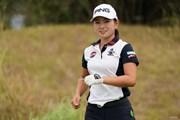2020年 日本女子プロゴルフ選手権大会コニカミノルタ杯 最終日 吉川桃