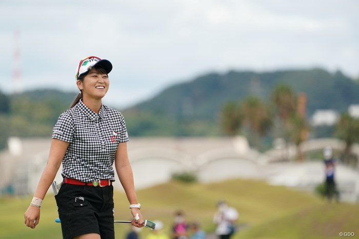 田辺ひかりがメジャー大会で2位の善戦 2020年 日本女子プロゴルフ選手権大会コニカミノルタ杯 最終日 田辺ひかり
