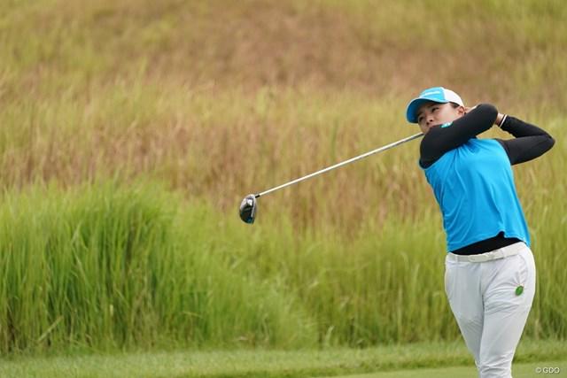 2020年 日本女子プロゴルフ選手権大会コニカミノルタ杯 永峰咲希 ツアー2勝目をメジャーで飾った永峰咲希