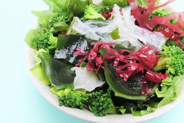 海藻サラダはいかが?(提供:写真AC、クリエーター:月舟さん)