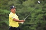 2020年 日本シニアオープンゴルフ選手権競技 初日 寺西明