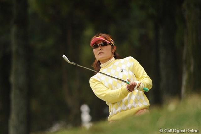 藤田幸希/西陣レディスクラシック 4バーディ、1ボギーと安定したゴルフを見せた藤田幸希