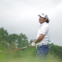 小山内護が1Wを握ったのは18ホールで2回。「フェアウェイがマスト」と精度重視で鳴尾攻略に挑む 2020年 日本シニアオープンゴルフ選手権競技 2日目 小山内護