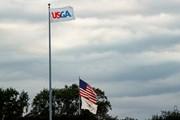 2021年 全米オープン 2日目 旗