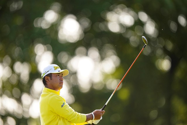 松山英樹は「69」。7位タイで決勝へ(Darren Carroll/USGA)