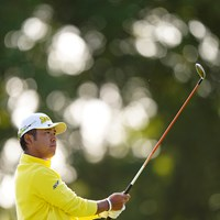 松山英樹は「69」。7位タイで決勝へ(Darren Carroll/USGA) 2021年 全米オープン 2日目 松山英樹