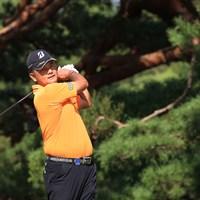 寺西明は初の日本タイトル奪取を目指す(提供:日本ゴルフ協会) 2020年 日本シニアオープンゴルフ選手権競技 3日目 寺西明