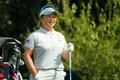 「65」をマークして首位に浮上した東浩子。初優勝へ残り18ホール