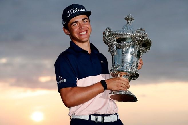 21歳のレフティが欧州ツアー初勝利 クッツェーは連勝ならず3位