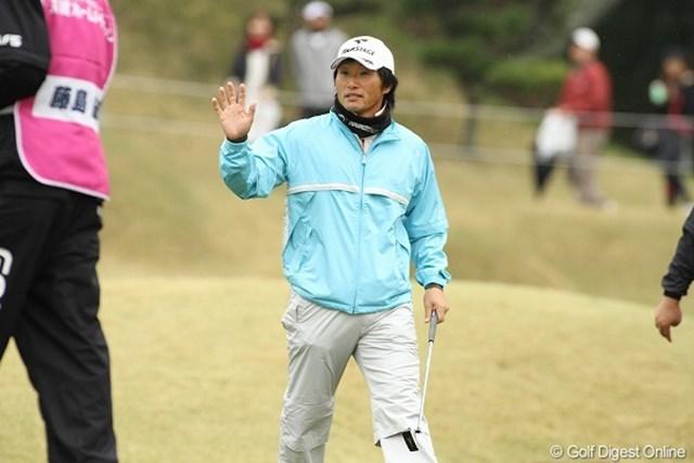 選手会長の肩書きが外れても、プロゴルファー宮本勝昌の価値は変わらない