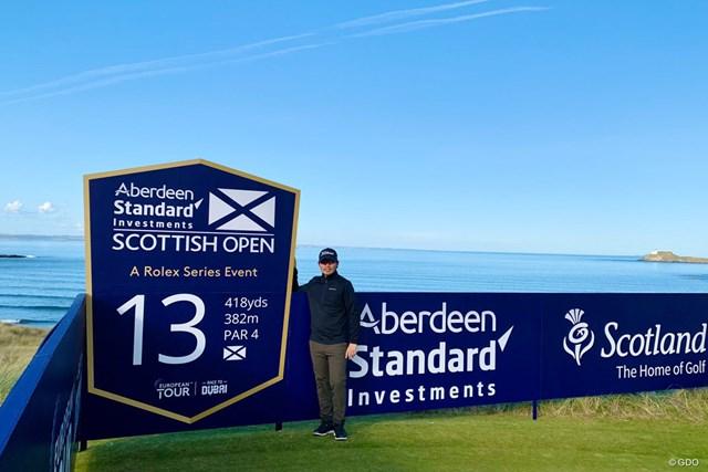 2020年 ASIスコットランドオープン 事前 川村昌弘 今週はスコットランドで高額賞金大会ロレックスシリーズ!