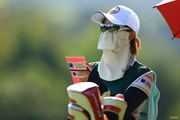 2020年 日本女子オープンゴルフ選手権 初日 マスク