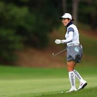 お久しぶりすぎてフォトギャラ決定!! 2020年 日本女子オープンゴルフ選手権 初日 西山ゆかり
