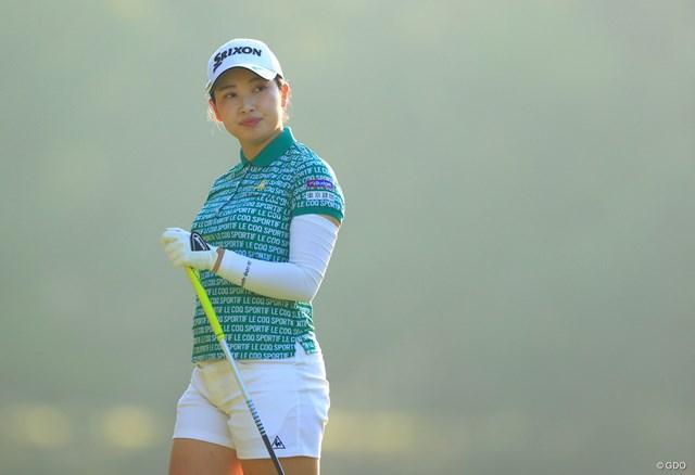2020年 日本女子オープンゴルフ選手権  2日目 小祝さくら 好調小祝さくらが首位に浮上