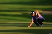 2020年 日本女子オープンゴルフ選手権 2日目 岡山絵里