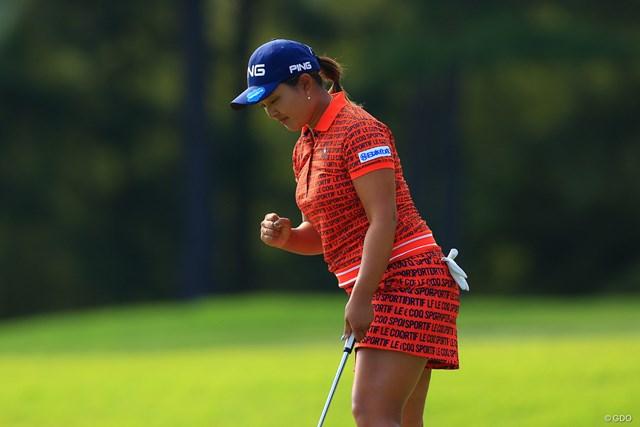 2020年 日本女子オープンゴルフ選手権 2日目 鈴木愛 明日も目が離せません