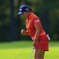 明日も目が離せません 2020年 日本女子オープンゴルフ選手権 2日目 鈴木愛