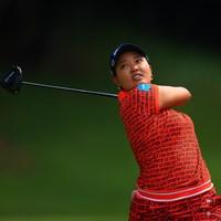 やっぱり愛ちゃん流石です 2020年 日本女子オープンゴルフ選手権 2日目 鈴木愛