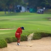 鈴木愛は今季初優勝を目指す 2020年 日本女子オープンゴルフ選手権 2日目 鈴木愛