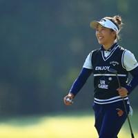 こんな時代を笑顔で変えて!! 2 2020年 日本女子オープンゴルフ選手権 2日目 田中瑞希