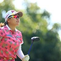 ポップコーン 2020年 日本女子オープンゴルフ選手権 2日目 勝みなみ