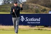 2020年 ASIスコットランドオープン 2日目 ポール・ローリー